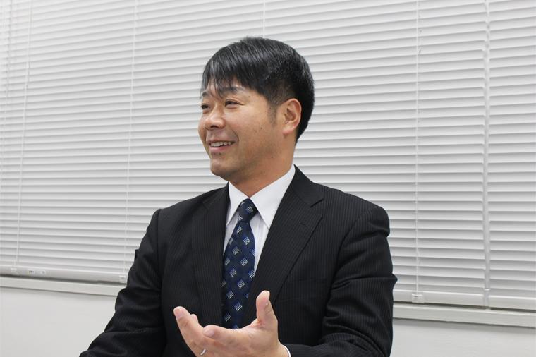 株式会社ティーイーネットワーク 代表取締役社長 大田垣社敏信