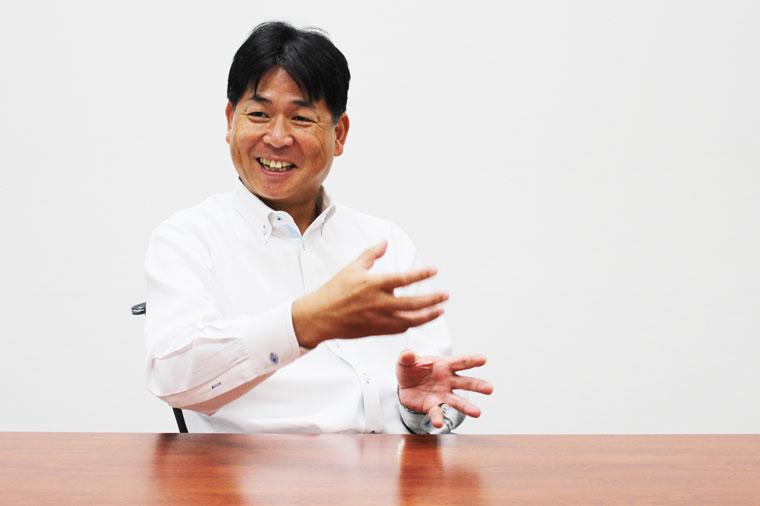 株式会社オプラス 代表取締役社長 上中 崇司